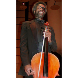 Kevin Johnson Cello Kevin Johnson is principal Cello at Stratus Chamber Orchestra in Denver, CO and is an accomplished performer and improvisational musician. Kevin performed live with Music For Candles on many occasions and his cello can be heard on Music For Candles Dream Dancer and Kokopelli Christmas.